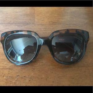 Anthropologie Ett:twa tortoise shell sunglasses